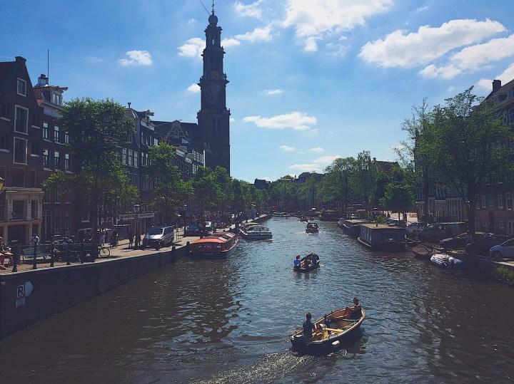 Amsterdam zomer