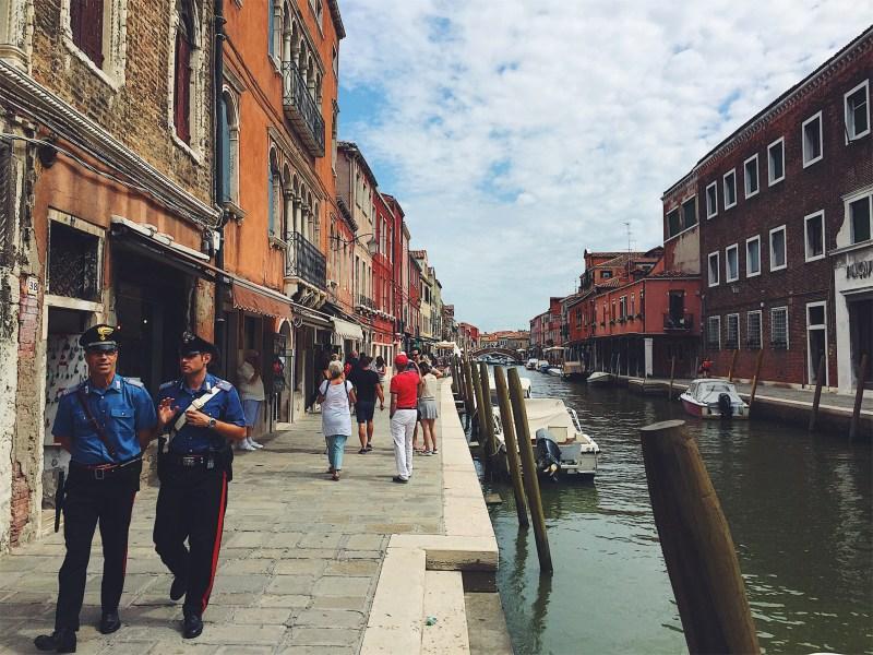 Eilanden bij Venetië - Murano