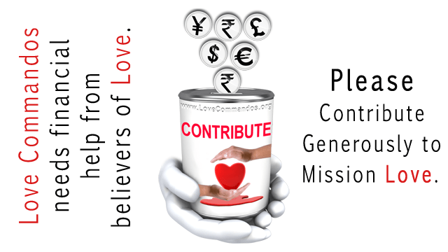 Contribute to Love Commandos