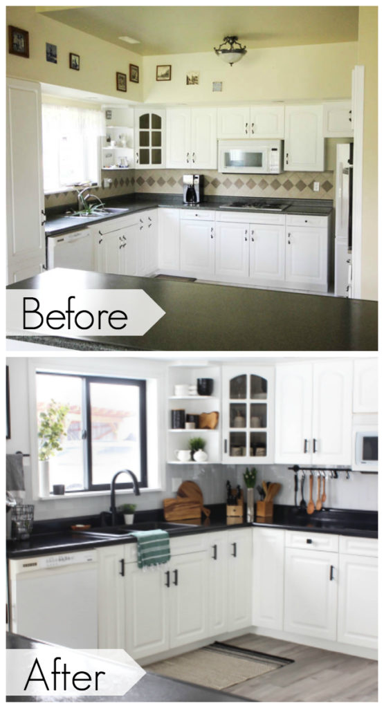 Rustoleum Countertop Transformation Paint Review One Year Later Love Create Celebrate