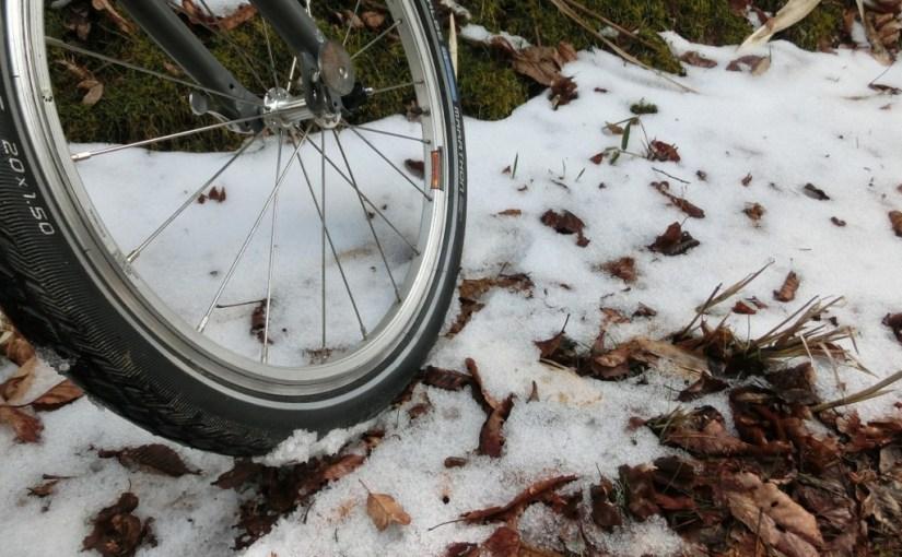 自転車の冬用手袋 安物を諦めた話
