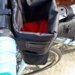 自転車のフロントポーチが便利すぎる