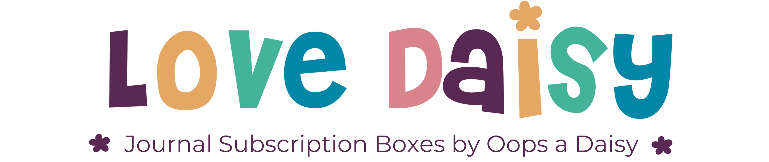 Love Daisy Journal Subscription Boxes