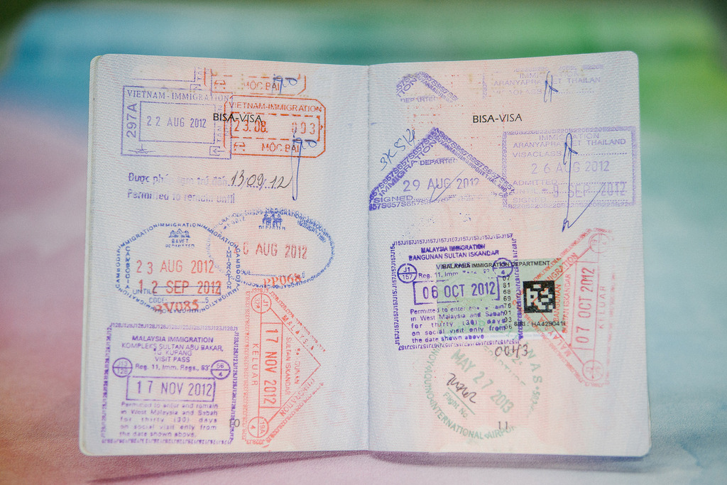 third world passport