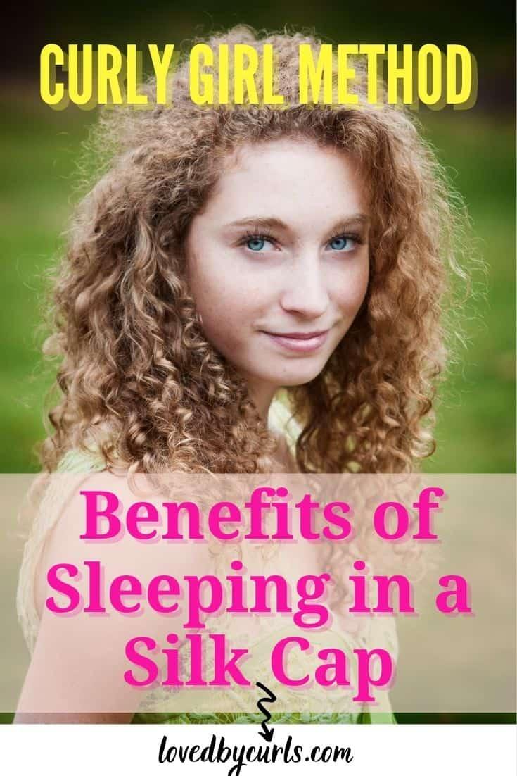 Benefits of Sleeping in a Silk Cap