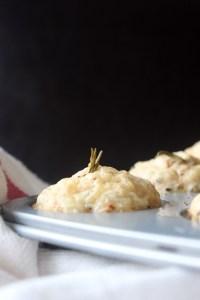 mini savoury muffins