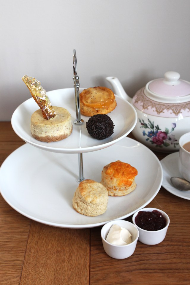 my afternoon tea2