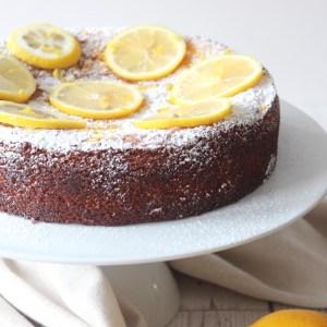lemon-polenta