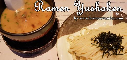 Ramen Yushoken Review