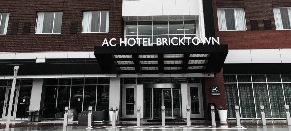 a weekend at the AC Hotel OKC.