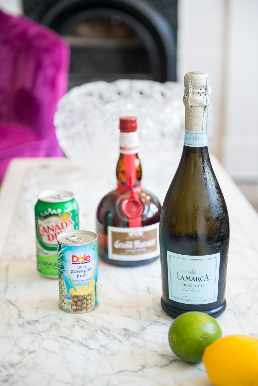 bridal shower cocktail party or perhaps its a thursday night and you need no reason to be fancy isnt that why youre here this champagne punch