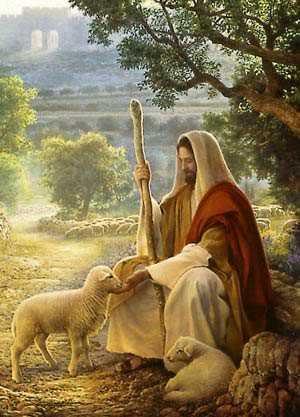 nu17 Jesus with sheep