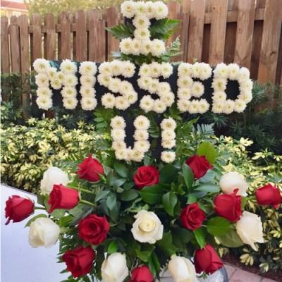 """I MISSED U"" Flower Arrangement"