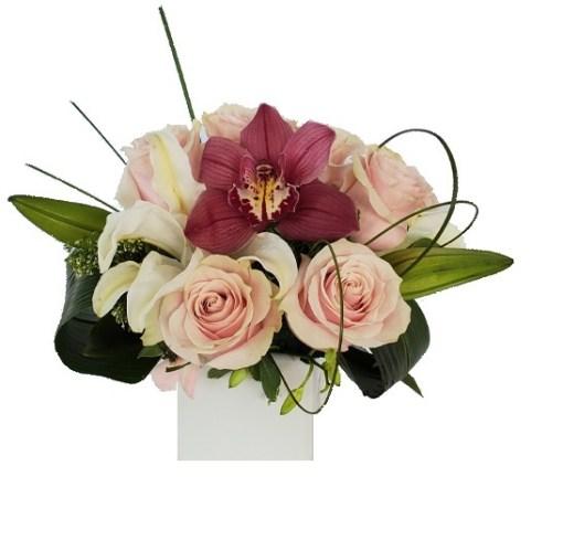 Pink Passion Bouquet Love Flowers
