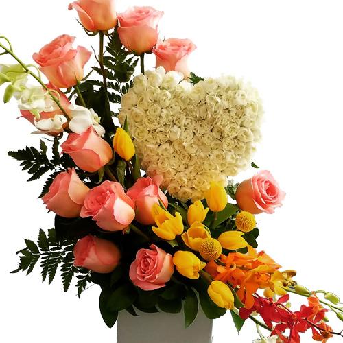 Let's Celebrate Love Flowers