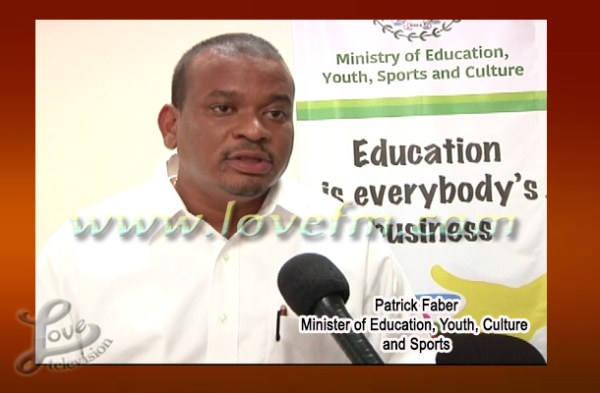 Education Minister Speaks of UB's Presidency - Love FM Belize
