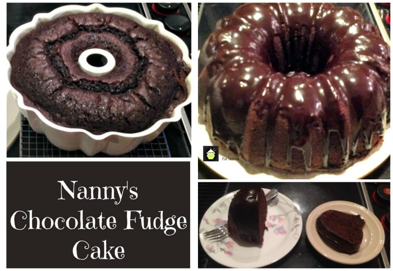 Nanny S Chocolate Fudge Brownie Cake Lovefoodies