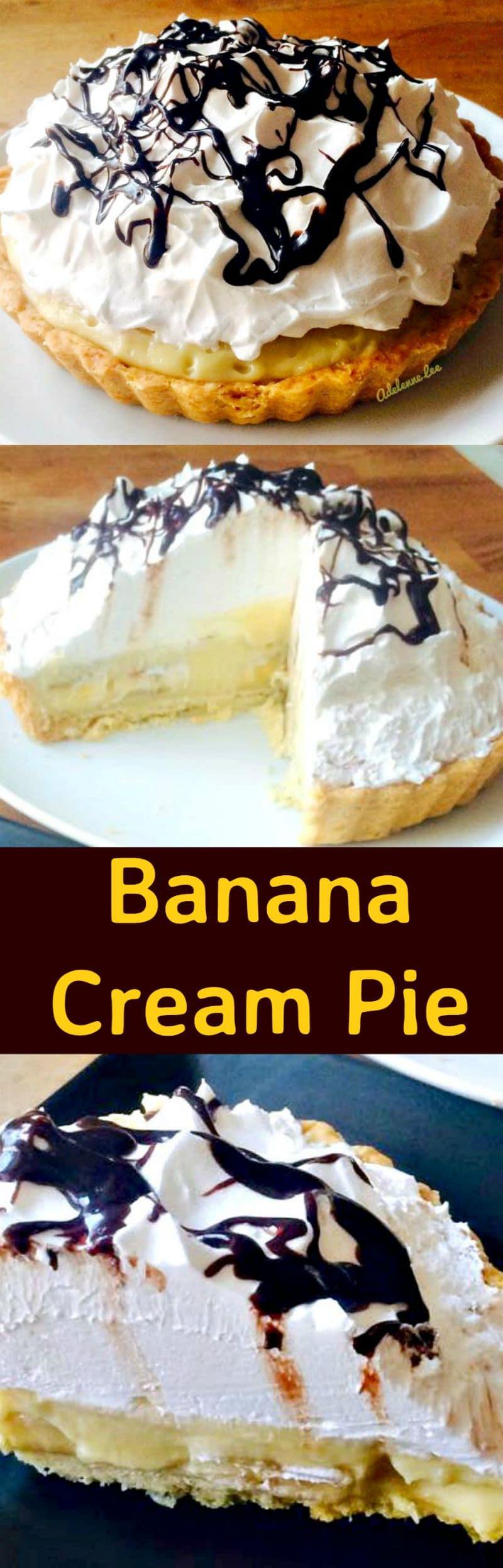 Banana Pudding Cake Timings