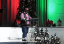 """Emmanuel, God with Us"" – Bruce Franklin, Antioch International Church"