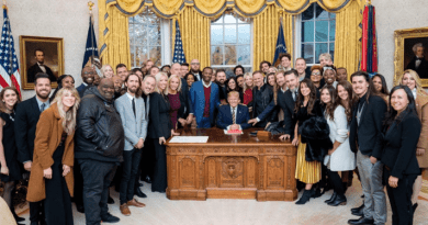 Pastors, worship leaders pray for Trump in Oval Office amid impeachment fight – FOX News