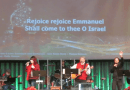 """O Come O Come Emmanuel"" – Antioch International Church, led by Trista Smith"