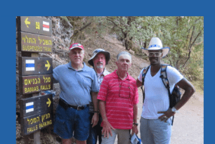 "Published! ""An Ahava Adventure – The Four Louis Brothers in Israel"""
