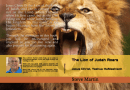 """The Lion of Judah – Jesus Christ, Yeshua HaMashiach"" – new book, Steve Martin"