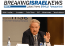 Soros Behind 'Rogue' Meeting Between Democratic Senator, John Kerry's and Iran – Report – Breaking Israel News