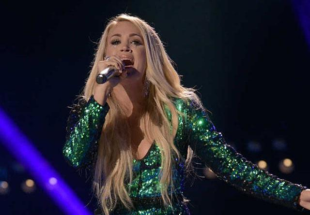 Carrie Underwood's Gospel Album 'My Savior' Tops 'Billboard' Country, Christian Charts
