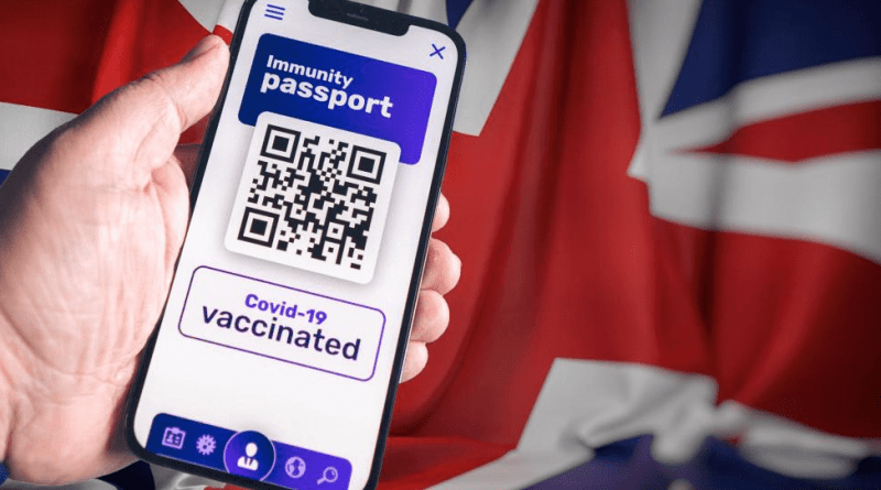 'Medical Apartheid': 1,200 UK Christian Leaders Warn Vaccine Passports Will Lead to 'Surveillance State'