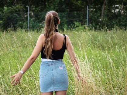 Monatsrückblick August: Semesterferien, neue Frisur und Blogger Flohmarkt