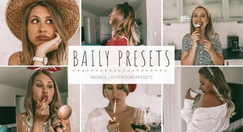 BAILY Presets