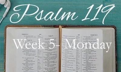 God's Word in the Mundane…