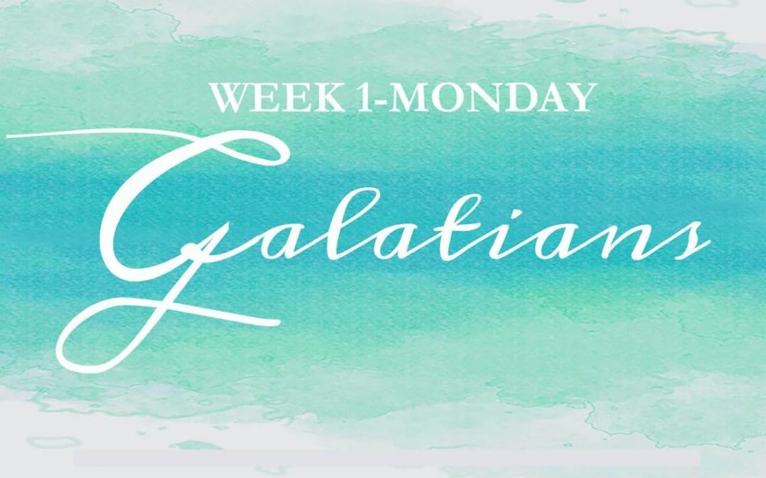 Week 1- Jesus the Rescuer