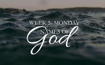 Week 5: Immanuel – God With Us