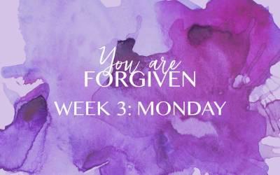The Depth Of God's Forgiveness