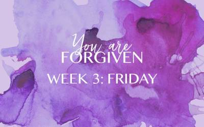 God's Unlimited Forgiveness