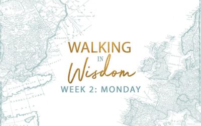 Week 2: Wisdom in Speech