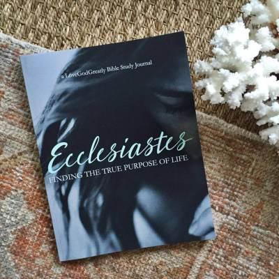 Ecclesiastes Journal