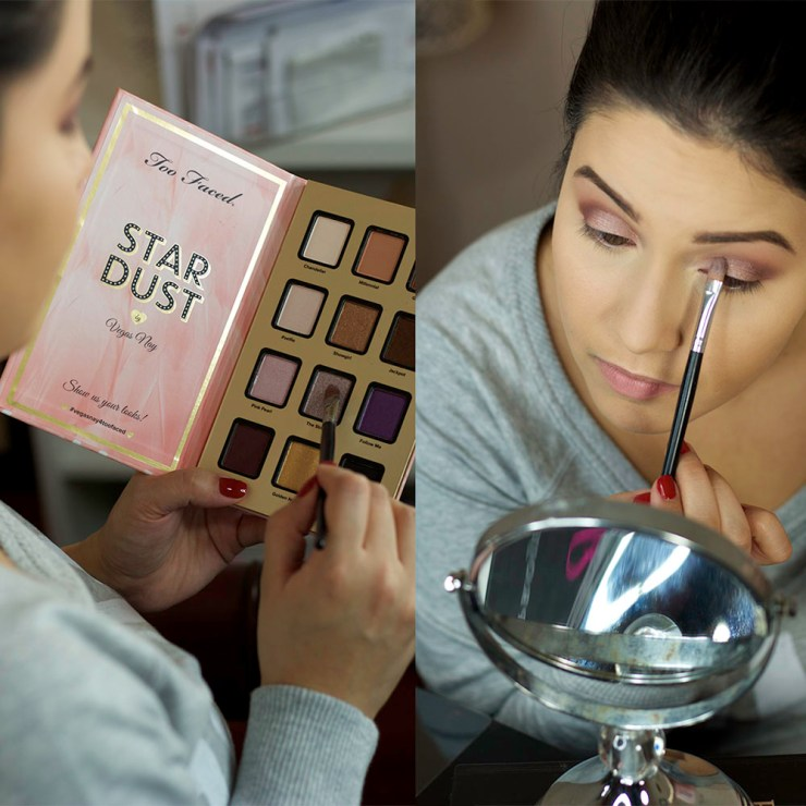 Vegas Nay Star Dust Makeup Palette