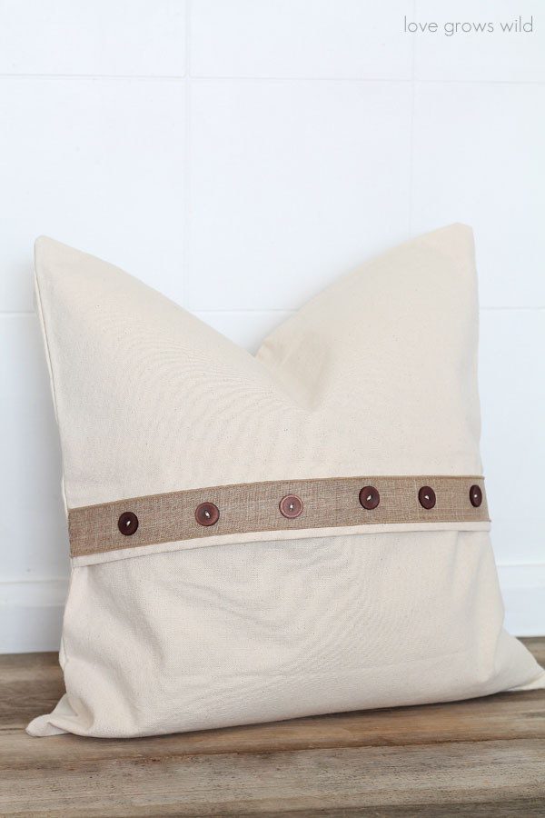5 easy pillow designs that anyone can