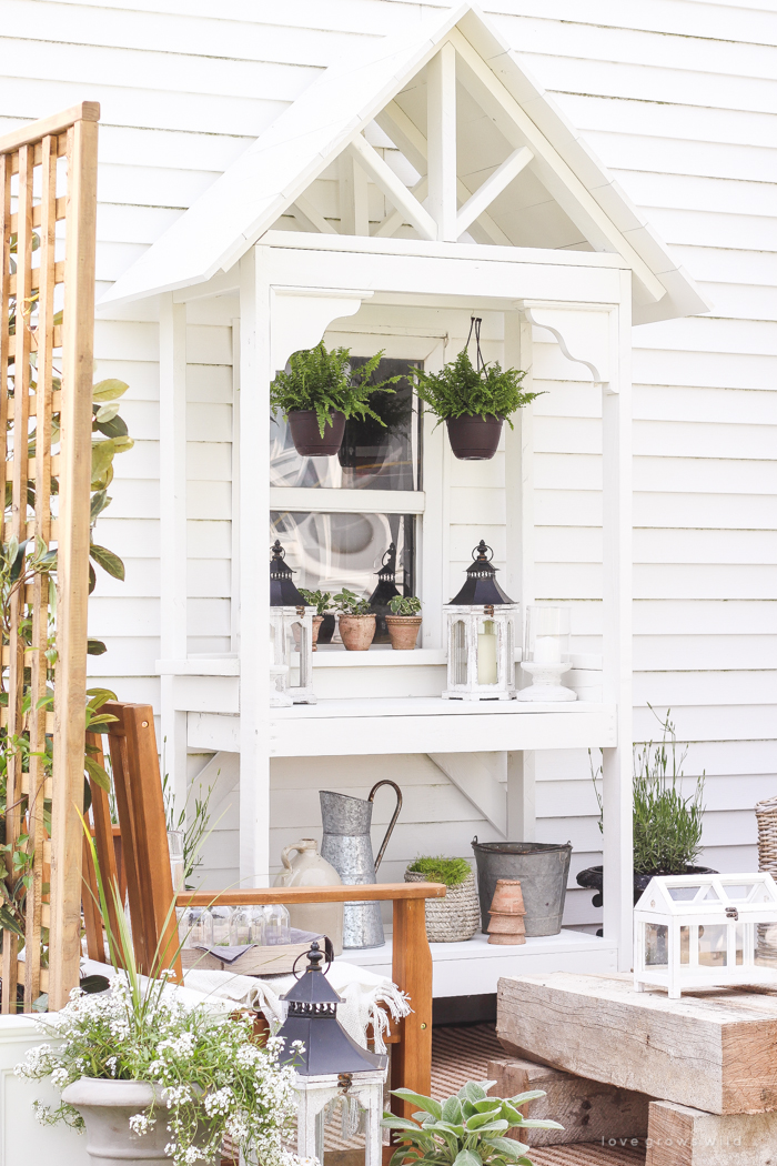 Summer Patio Makeover - Love Grows Wild on Backyard Patio Makeover id=70753
