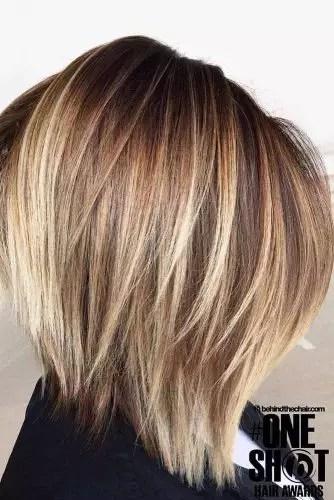 48 Fantastic Stacked Bob Haircut Ideas