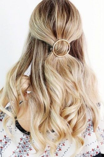 18 Hair Barrettes Ideas To Wear With Any Hairstyles