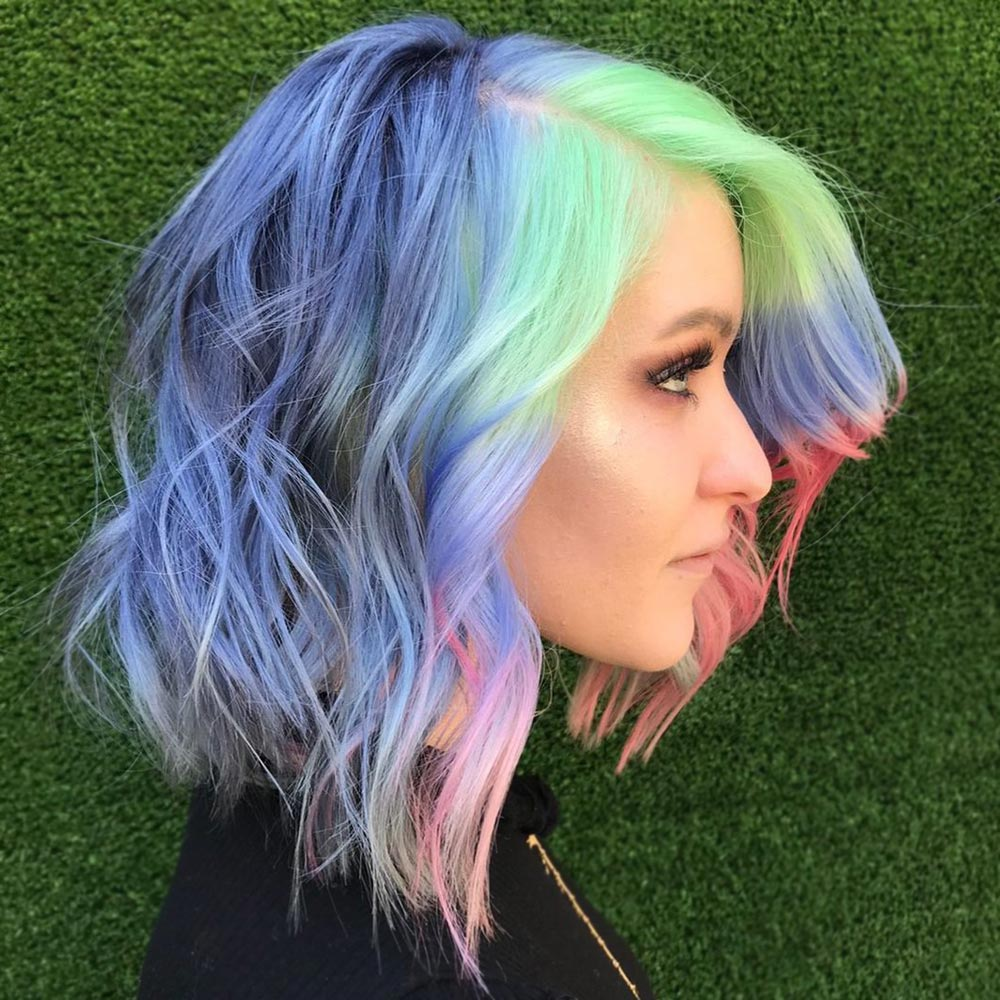 Pastel Highlights Shades for E-girl