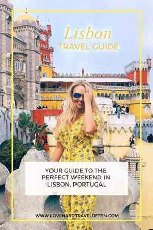Things to do in Lisbon, a LoveHardTravelOften.com blog