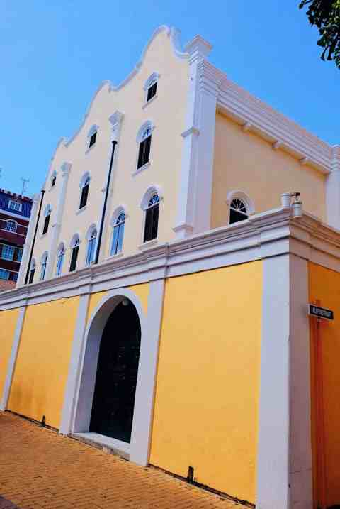Mikve Israel-Emanuel Synagogue, one of the top things to do in Curacao