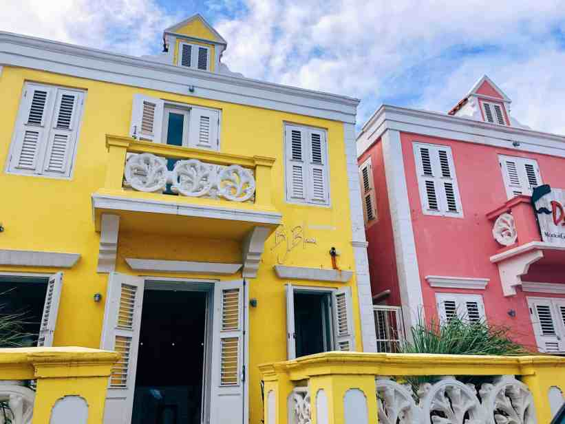 Where to stay in Curacao: BijBlauw boutique hotel