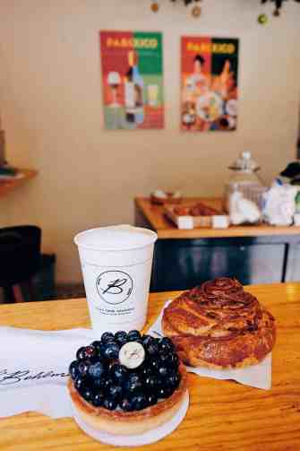 Where to eat in Mexico City, delicious treats at La Boheme bakery in Roma Norte