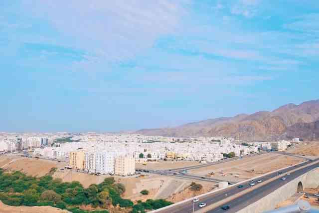 Al Murooj Grand Hotel Muscat